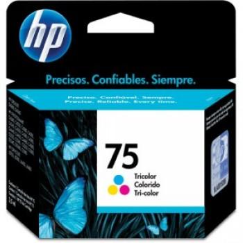 CARTUCHO HP 75 CB337WB (5,5 ml)