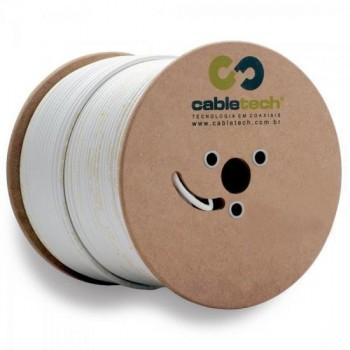Cabo Coaxial STD59 40 BR BOB CABLETECH - BOB / 305
