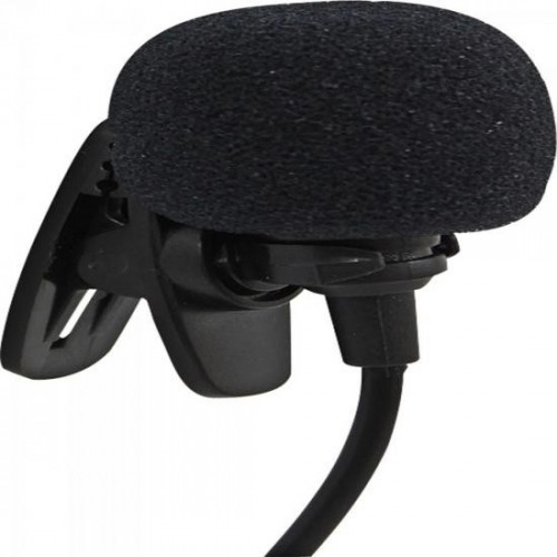 Microfone sem Fio Lapela MINI-III Preto SKP