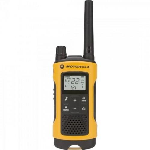 Rádio Comunicador Talkabout 35km T400BR Amarelo MOTOROLA - PAR / 2