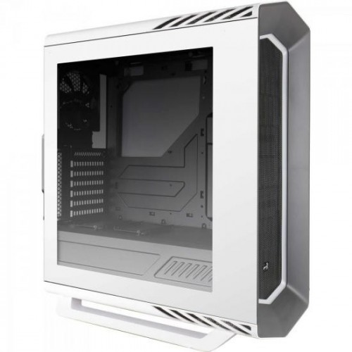 Gabinete Gamer Mid Tower PROJECT 7 EN58300 Branco AEROCOOL