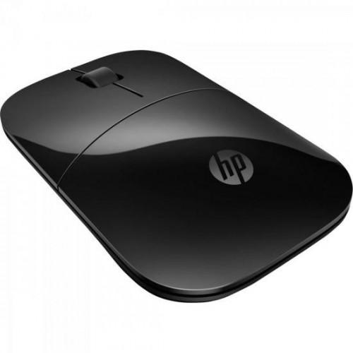 Mouse sem Fio USB 1200 DPI Z3700 Preto HP