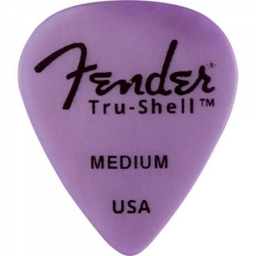Palheta 351 Medium Tru-Shell FENDER