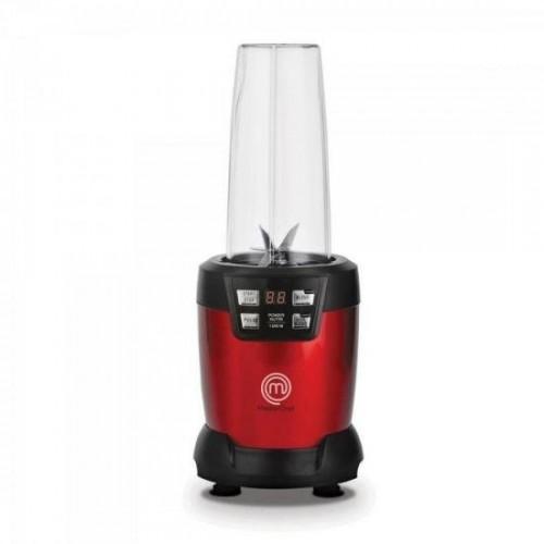Mini Liquidificador Premium Power Nutri 1200W 127V ML3001V Vermelho MASTERCHEF