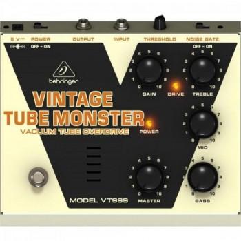 Pedal para Guitarra Vacuumtube Monster VT999 BEHRINGER
