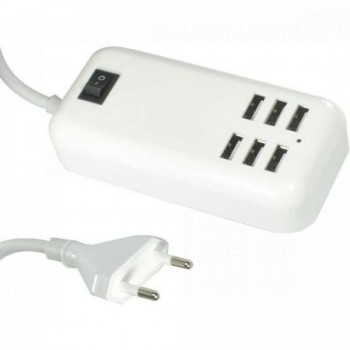 Carregador 6 USB XC-USB-6 X-CELL